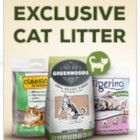★ Cat Litter Exclusives