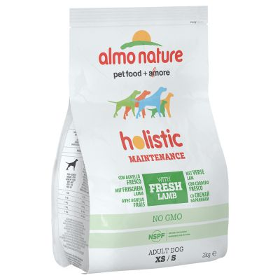 Almo Nature Holistic Small Adult con Agnello & Riso