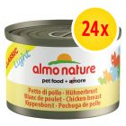 Almo Nature Light Sparpaket 24 x 50 g