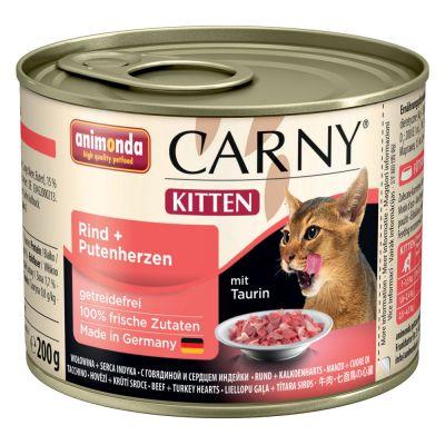 Animonda Carny Kitten 6 x 200 г