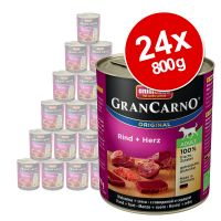 Animonda GranCarno Original Adult Saver Pack 24 x 800g