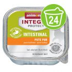 Animonda Integra Protect Adult Intestinal 24 x 100 g Schaaltje Kattenvoer