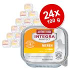 Animonda Integra Protect Adult Niere 24 x 100 g Schale