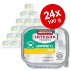 Animonda Integra Protect Adult Obezitate Caserolă 24 x 100 g