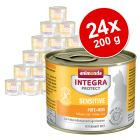 Animonda Integra Protect Adult Sensitive 24 x 200 g Dose