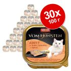Мегаупаковка Animonda vom Feinsten Adult паштет 30 x 100 г