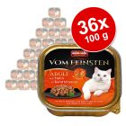Animonda vom Feinsten Adult NoGrain in Sauce Megapack 36 x 100 g