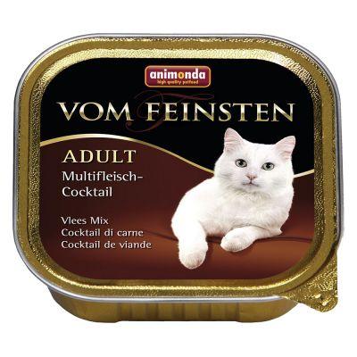 Бонус опаковка Animonda vom Feinsten Adult 32 x 100 г