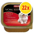 Animonda Vom Feinsten Mix 22 x 150 g