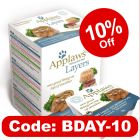 Applaws Cat Layers Mixed Multipack 70g