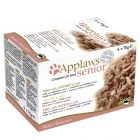 Applaws Multipack Senior latas em gelatina para gatos 6 x 70 g