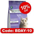 Arden Grange Light Chicken & Potato - Adult Cat