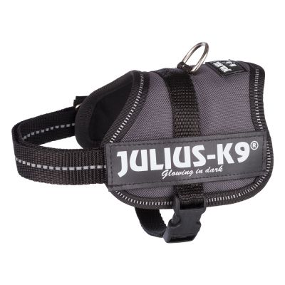 Arnés Julius-K9 Power antracita para perros