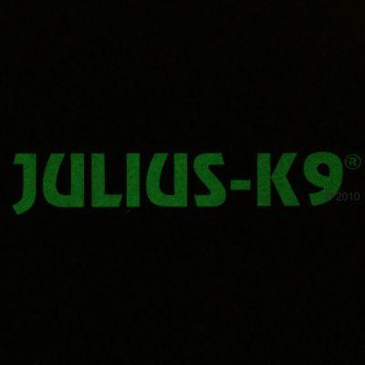 Arnés Julius-K9 Power rojo para perros
