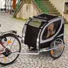 Atrelado de bicicleta No Limit - Doggy Liner Paris Deluxe