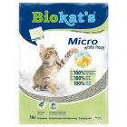 Biokat's Micro White Fresh Cat Litter