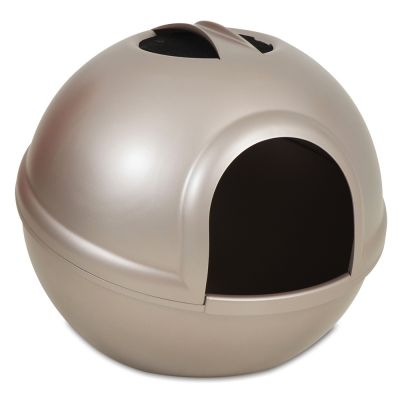 Booda Dome Cat Litter Box Great deals at zooplus