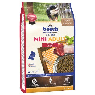 Bosch Mini Adult Lamb & Rice