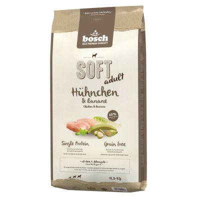 bosch soft h hnchen banane hundefutter g nstig zooplus. Black Bedroom Furniture Sets. Home Design Ideas