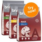 Briantos Adult Mixed Pack 3 x 3kg
