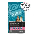 Burns Adult & Senior Sensitive+ - Duck & Brown Rice