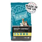Burns Adult & Senior Weight Control+ - Chicken & Oats