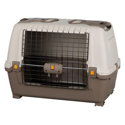 cage de transport trixie skudo car pour chien zooplus. Black Bedroom Furniture Sets. Home Design Ideas