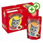 Catessy Pouches Saver Pack 48 x 100g - Double Points!*