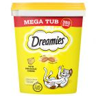 Catisfactions Dreamies Mega Tub