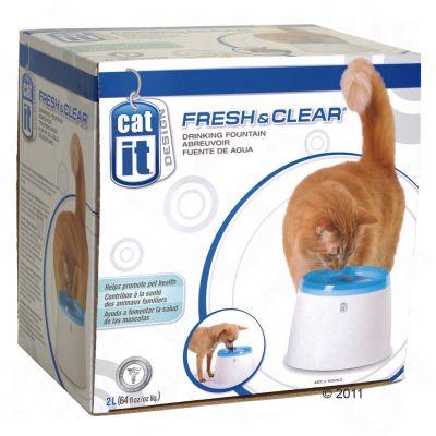 Catit Design Fresh & Clear -vesiautomaatti, 2 l
