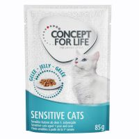 Concept for Life Sensitive Cats - in gelatina