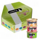 Cosma Gourmet Box Mixed Pack 14 x 85g
