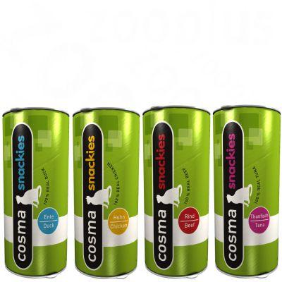 Cosma snacks liofilizados - Pack de prueba
