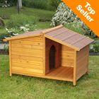 Cucce per cani da esterno - Costruire cuccia per cani da esterno ...