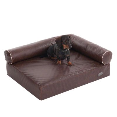 ... Divan Wellness Dog Sofa   Brown ...