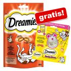 Dreamies Sparpaket + Snacky Mouse gratis!