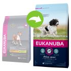 Eukanuba Active Adult Medium Breed, poulet