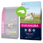 Eukanuba Active Adult Small Breed, poulet