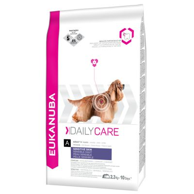 Eukanuba Daily Care Sensitive Skin Hondenvoer