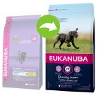 Eukanuba Growing Puppy Large Breed, poulet pour chiot