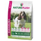 Eukanuba NaturePlus+ Adult Medium Dog agneau pour chien