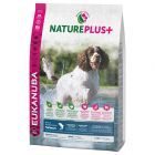 Eukanuba NaturePlus+ Adult Medium Dog saumon pour chien