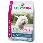 Eukanuba NaturePlus+ Adult Small Dog saumon pour chien