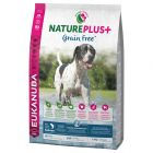 Eukanuba NaturePlus+ Grainfree Adult σολομός