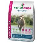 Eukanuba NaturePlus+ Grainfree Puppy σολομός
