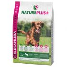 Eukanuba NaturePlus+ Puppy Dog, agneau