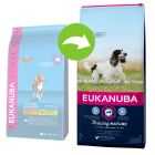 Eukanuba Thriving Mature Medium Breed, poulet
