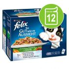 Felix As Good As It Looks in Jelly 12 x 100g