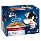 Felix Tendres Effilés 12 x 100 g pour chat