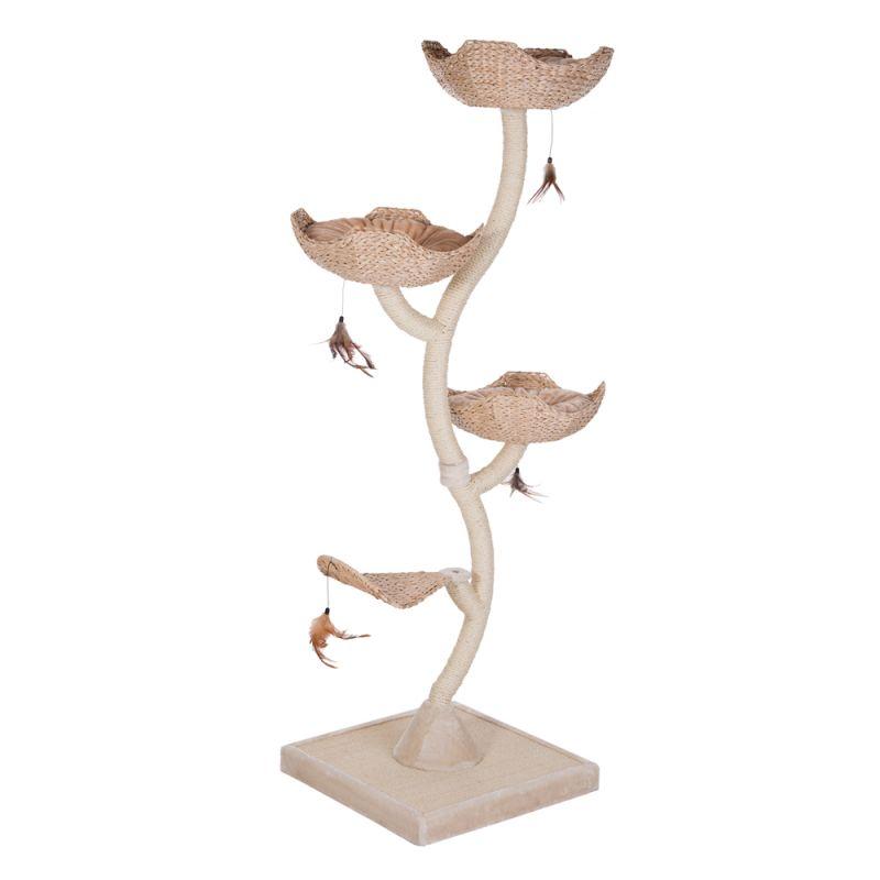 Flower Cat Tree Xxl Great Deals At Zooplus